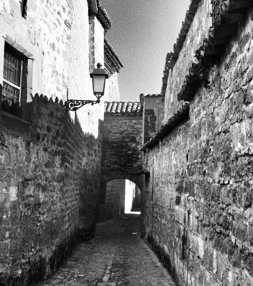 Algunas veces, afortunadamente poca, es mejor que esa persona coja el camino más opuesto al tuyo... Fotografía Merche Camacho